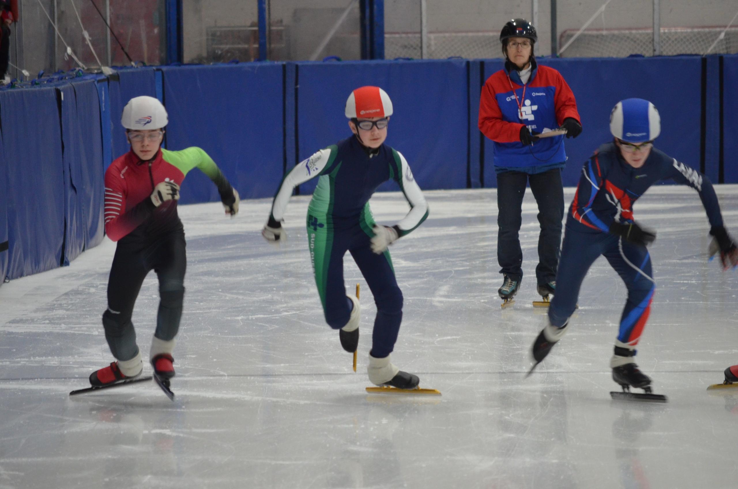 Le Journal Saint-François |  The Southwest invitations its athletes to qualify